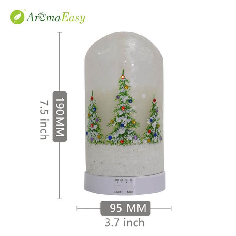 szklany dyfuzor aromaterapeutyczny