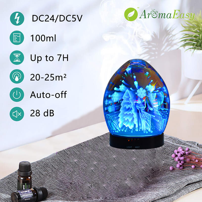 glass oil diffuser