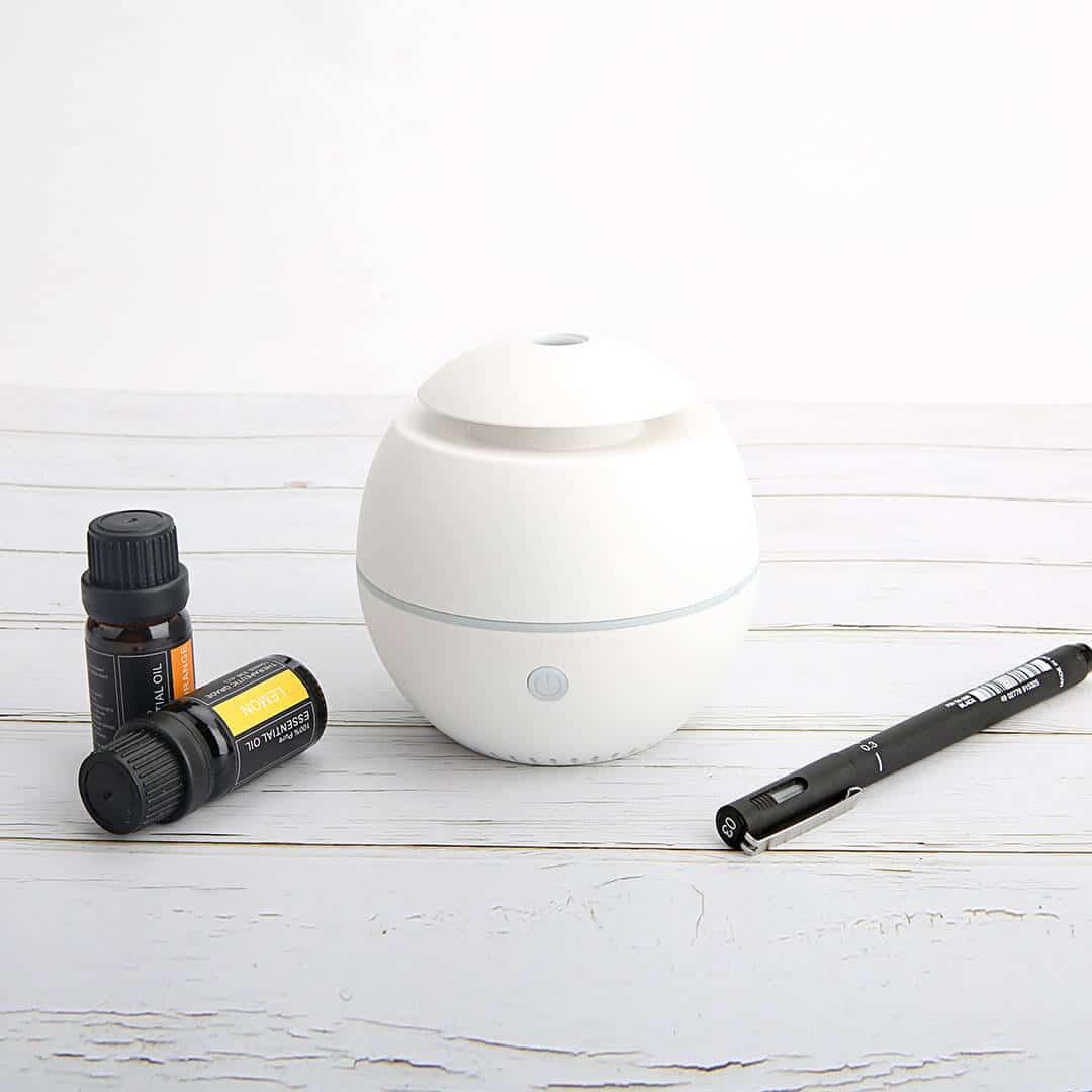 X125-Wholesale AromaPod Essential Oil Aroma Diffuser