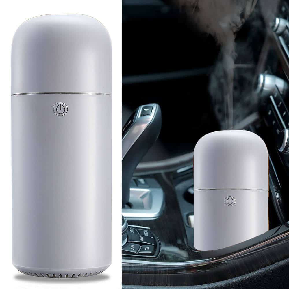 X129- លក់ដុំ -60mL-USB-Car-Essential-Oil-Diffuser-Mini-Portable-Aromatherapy-Car-Aroma-Diffuser-manufacturers-5