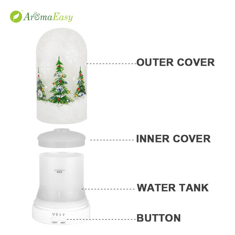 christmas oil diffuser