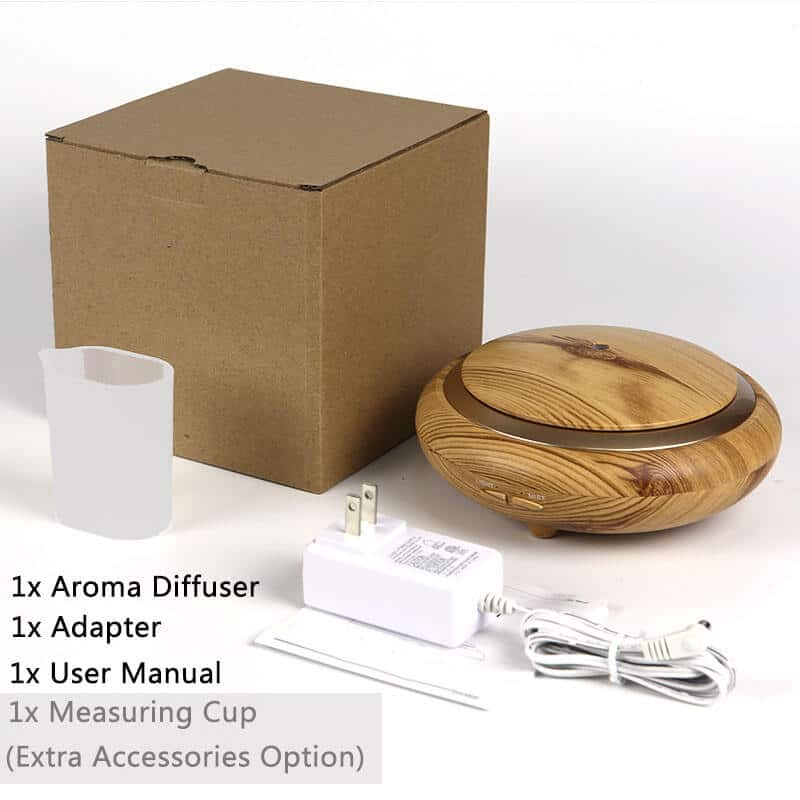 essential oil aroma diffuser Packing