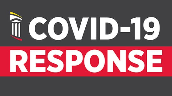 COVID १ on प्रतिक्रिया