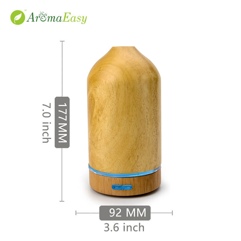 Natura Wooden Ultrasonic Diffuser