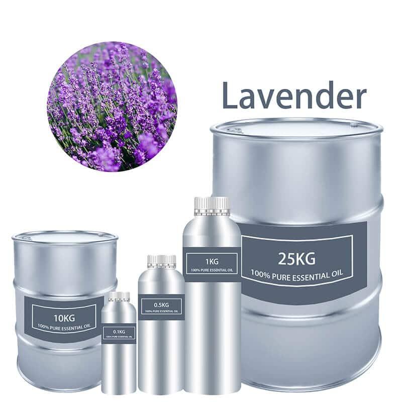 Lavender Mkpa mmanụ
