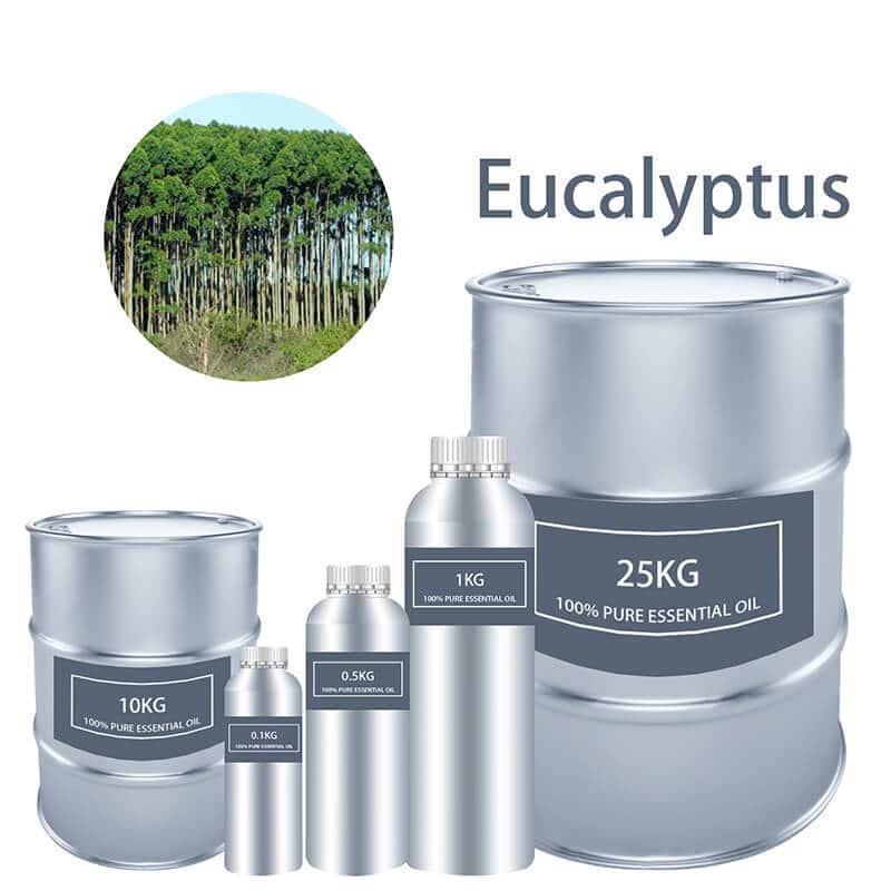 Mmanụ Eucalyptus Dị Mkpa
