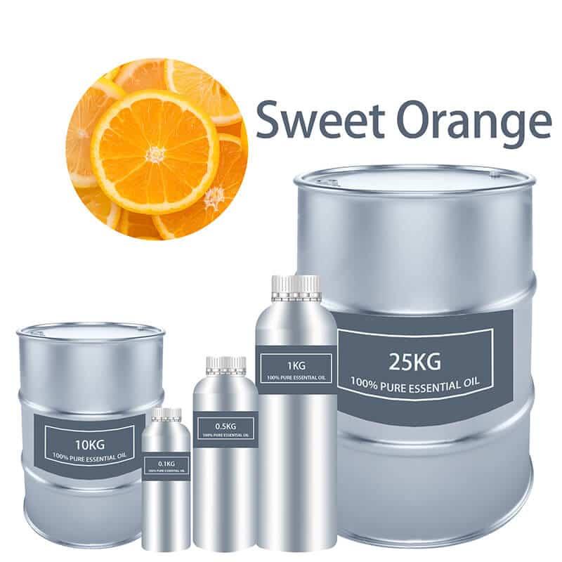 שמן תפוזים מתוק