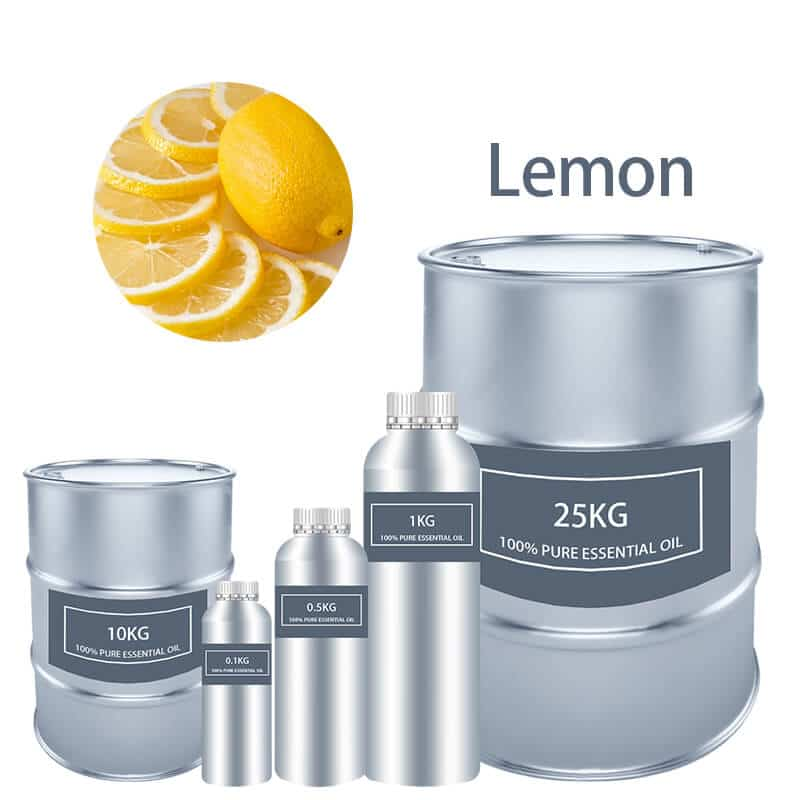 레몬 에센셜 오일