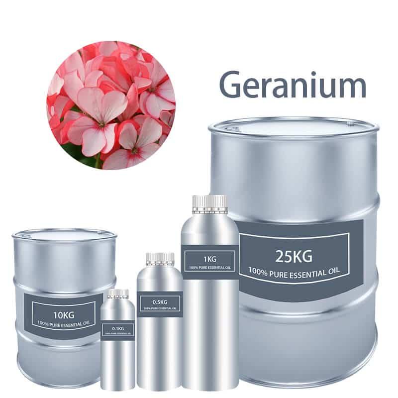 제라늄 에센셜 오일