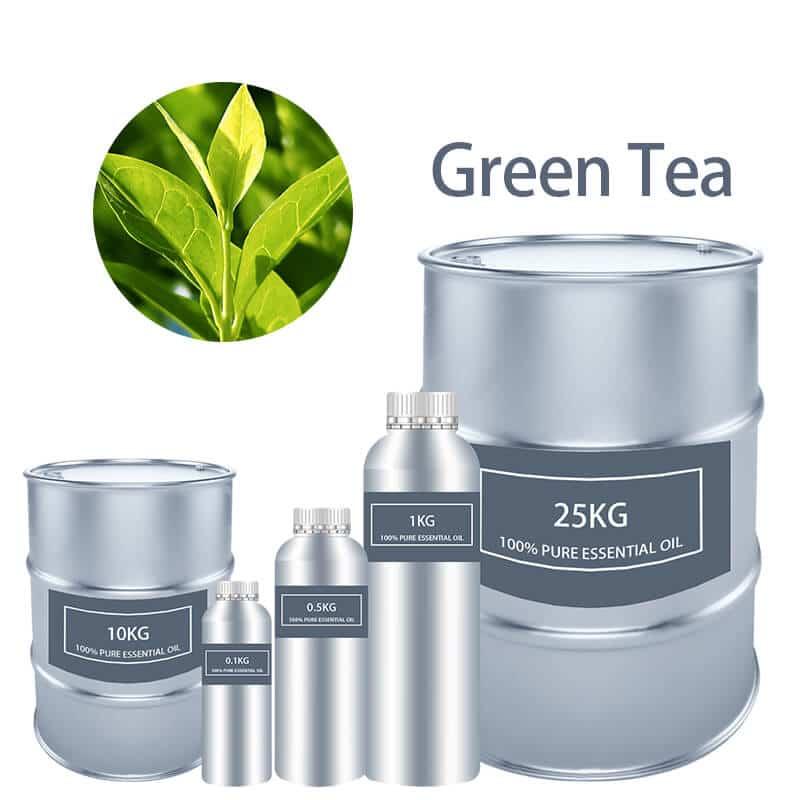 Žaliosios arbatos eterinis aliejus