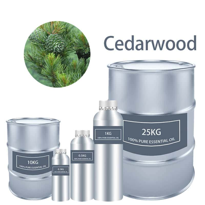 Cedarwood Eterinis aliejus