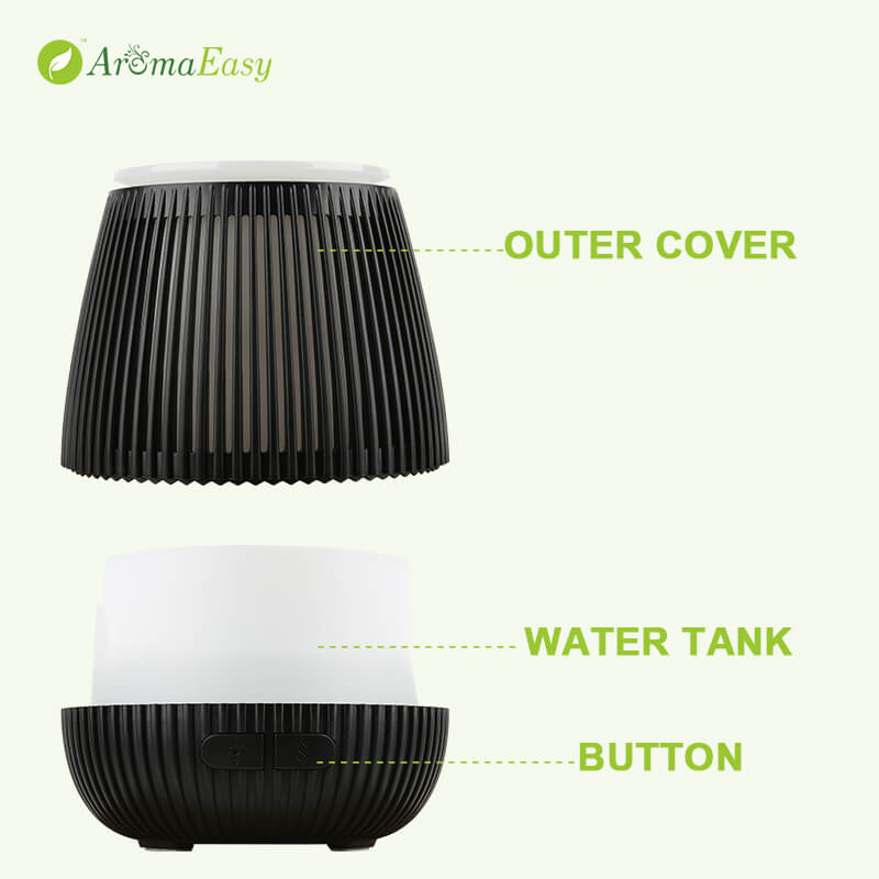 sparoom mini scentifier mkpa mmanụ diffuser