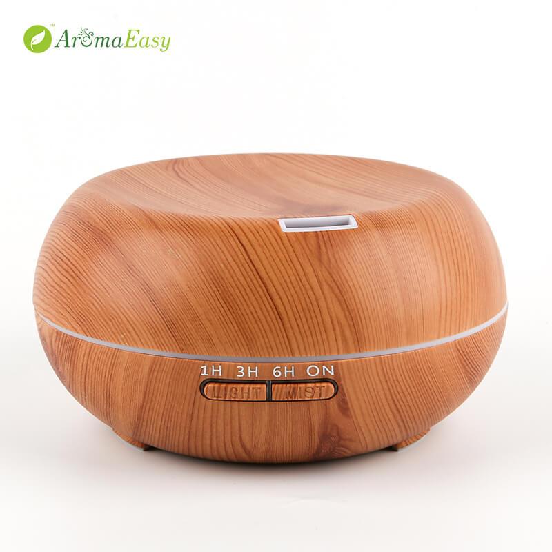difusor de gra de fusta clara