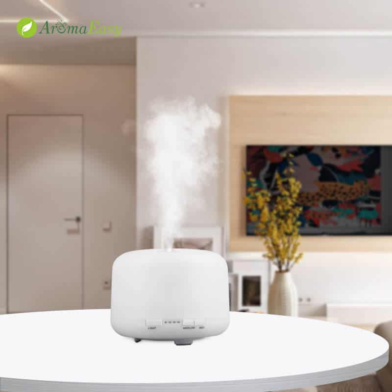ultrasonic cool-mist diffuser