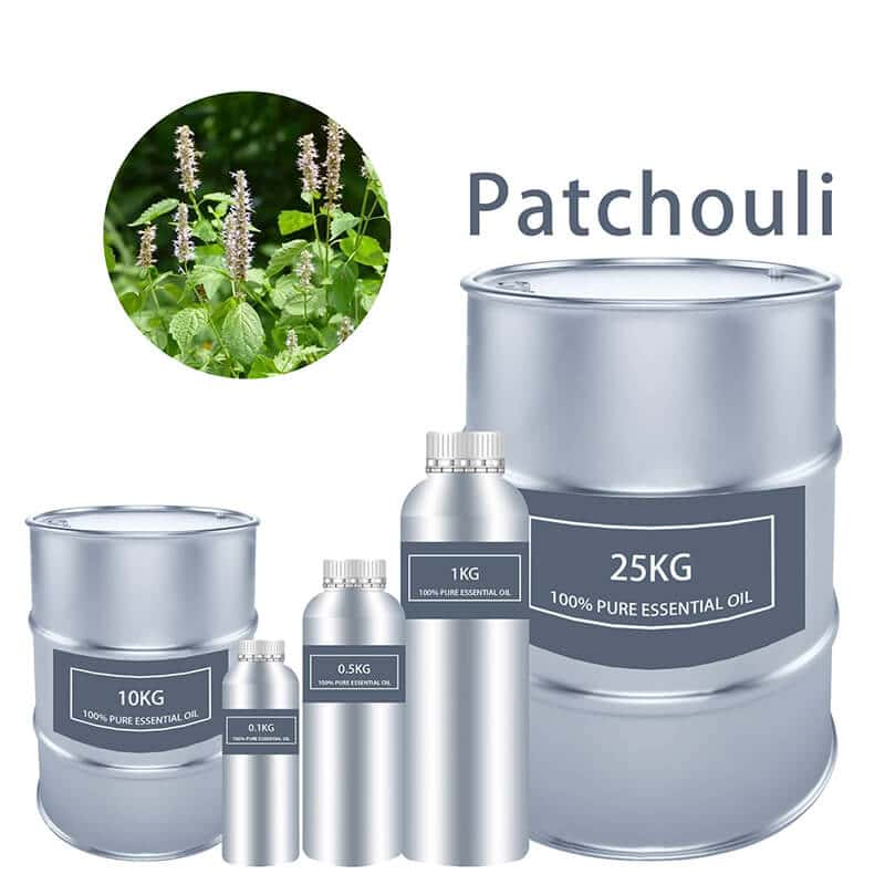 Patchouli eterinis aliejus