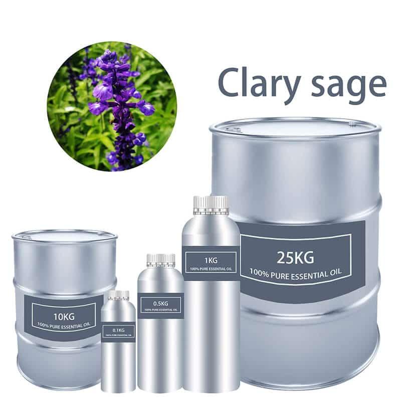 Clary Sage Mkpa Mmanụ
