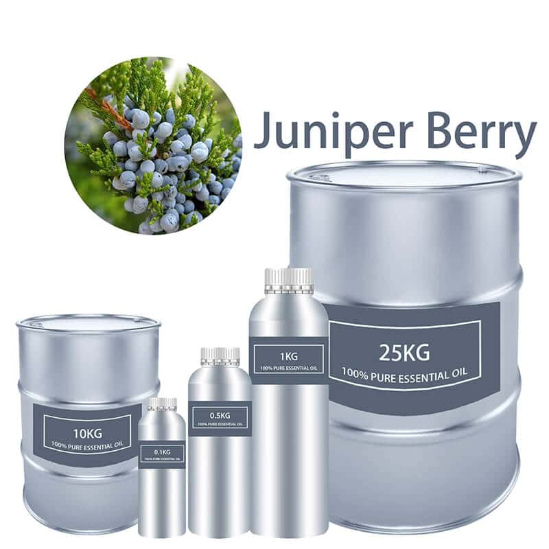 ប្រេង Juniper Berry Essential Oil