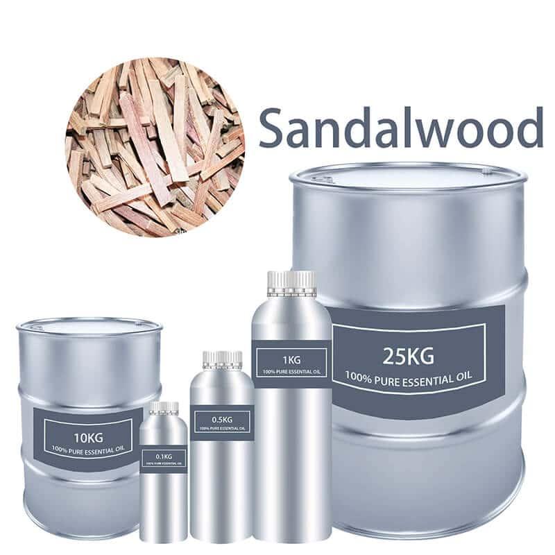Sandalwood Mkpa Mmanụ