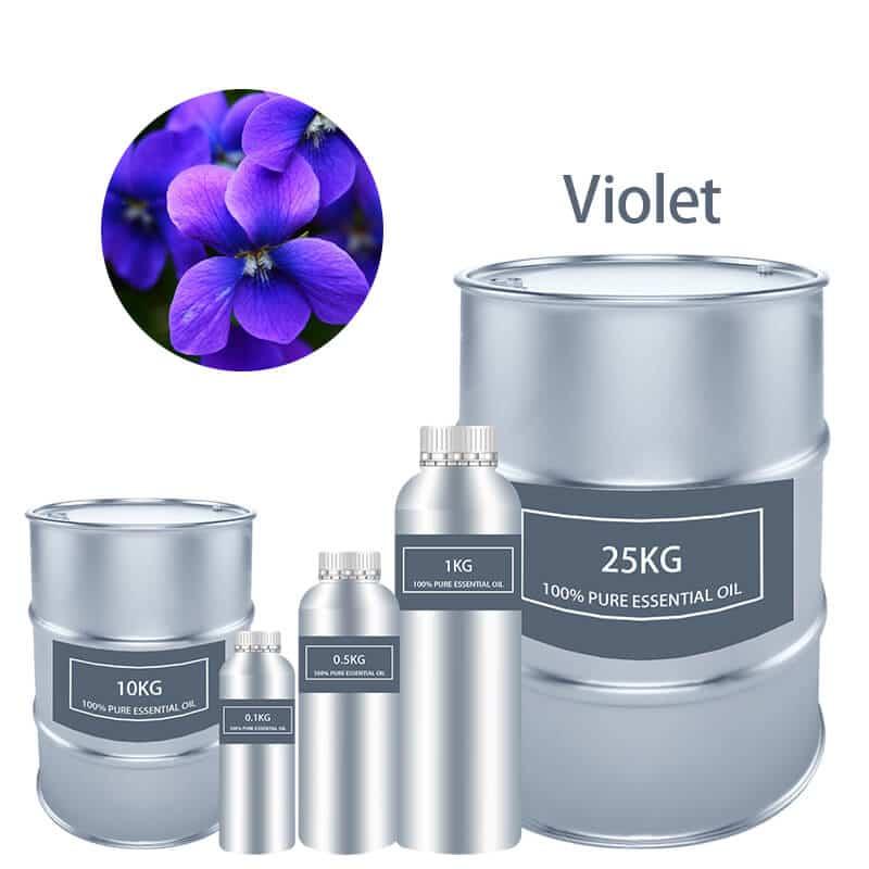 Violetinis eterinis aliejus
