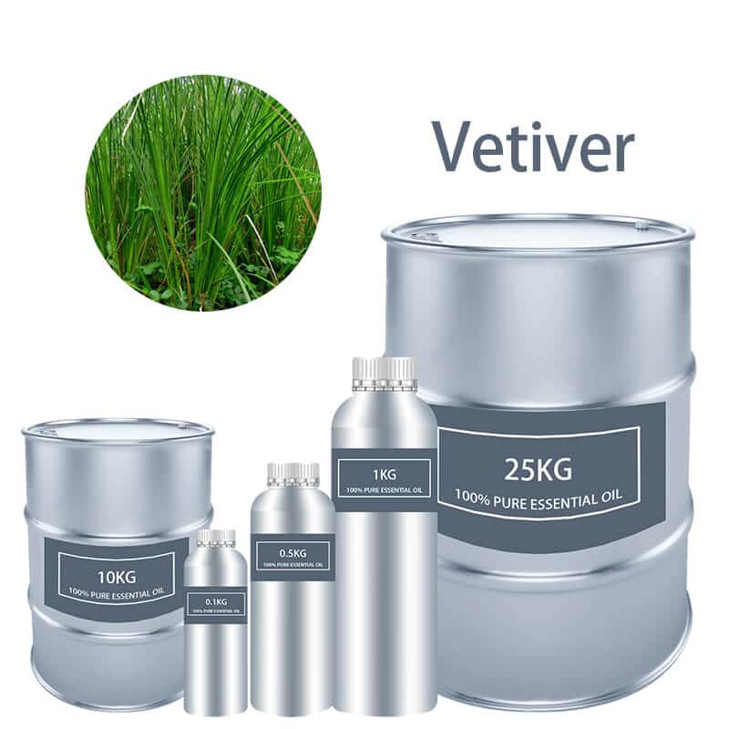 "Eterinis aliejus ""Vetiver"""