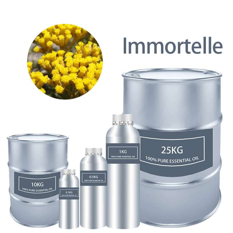 Oli essencial Immortelle