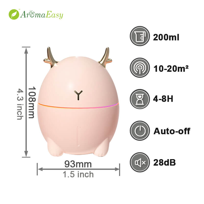 Mini Deer Humidifier