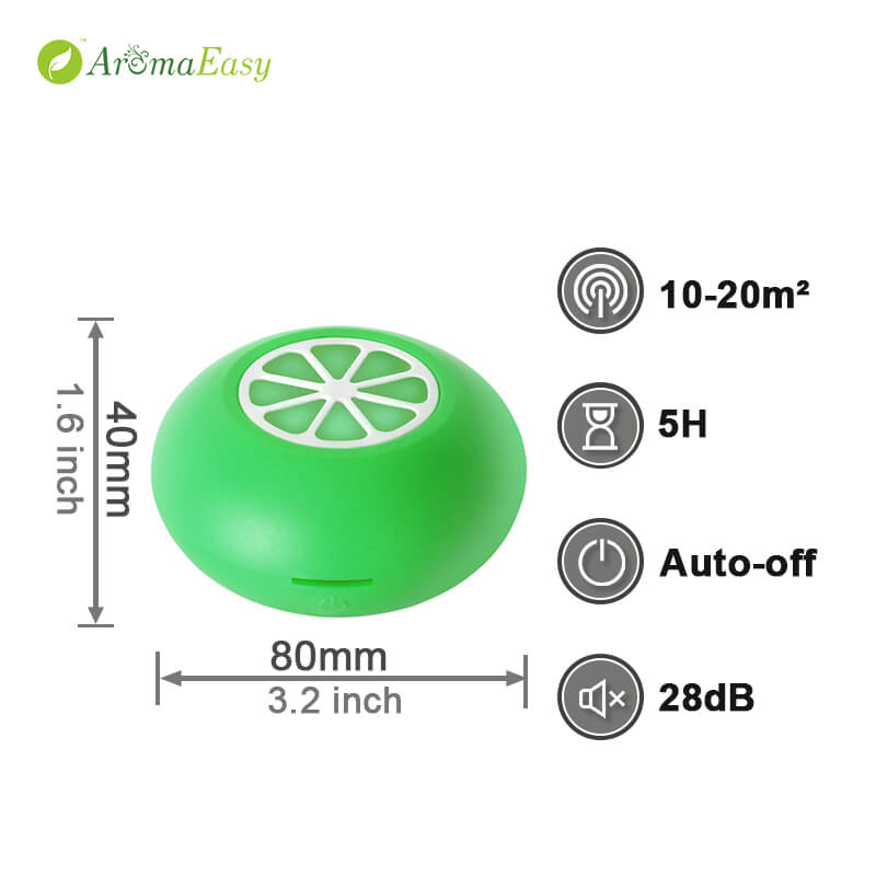 USB car oil diffuser