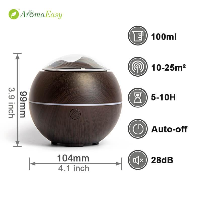 globe oil diffuser