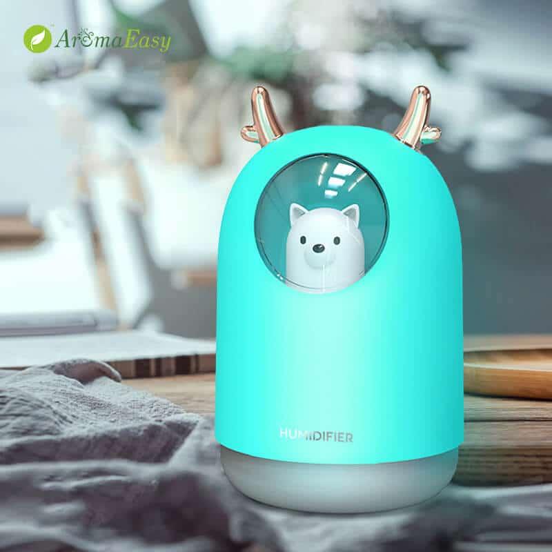 USB Car Humidifier